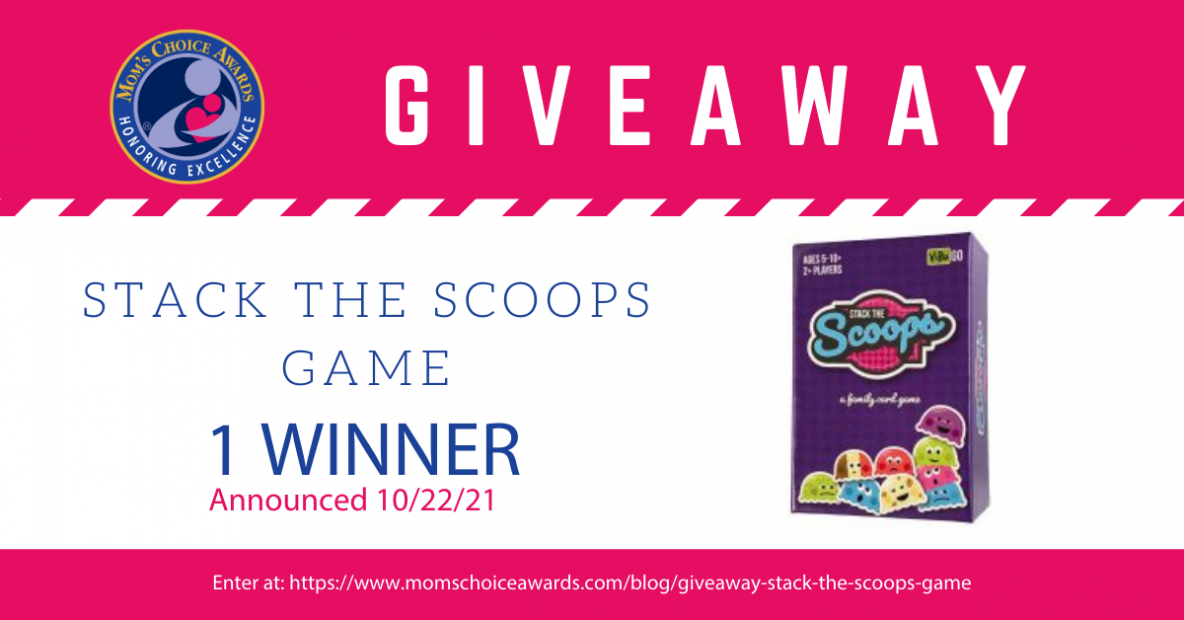 Giveaway: Stack The Scoops Game