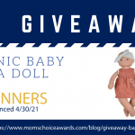 Giveaway: Organic Baby Aria Doll