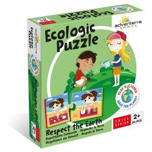 Award-Winning Children's book — Respect the Earth