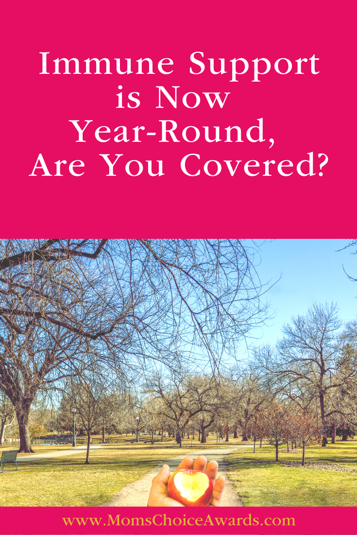 Immune Support is Now Year-Round, Are You Covered?