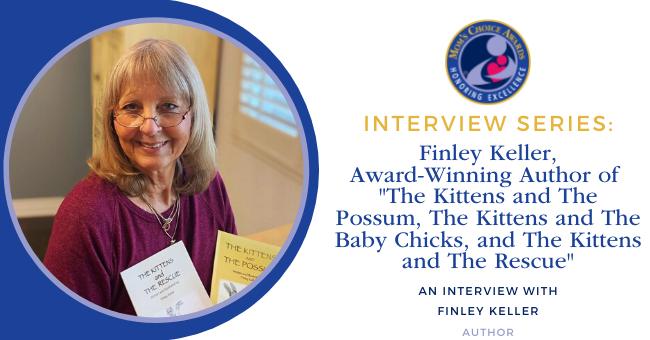 Finley Keller MCA Interview Series Featured image