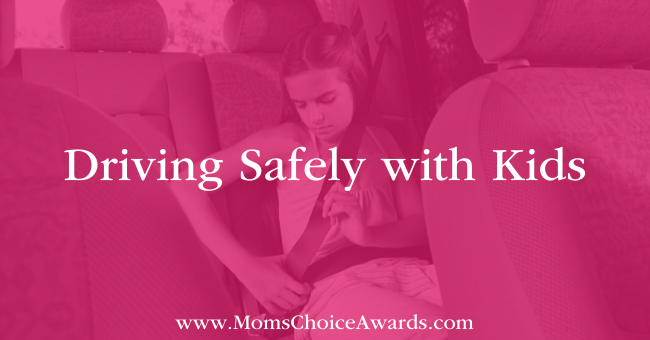 Driving Safely with Kids Featured Image