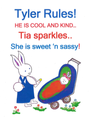 Tyler, The Rabbit.