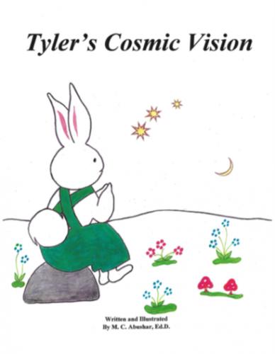 """""""Tyler's Cosmic Vision"""" Cover Art."""