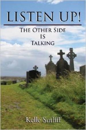 Award-Winning Children's book — Listen Up! The Other Side IS Talking