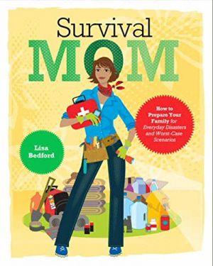 Award-Winning Children's book — Survival Mom