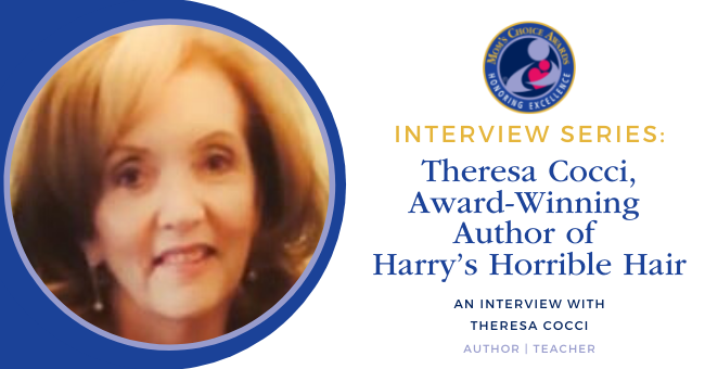 Theresa Cocci MCA Interview Series Featured image