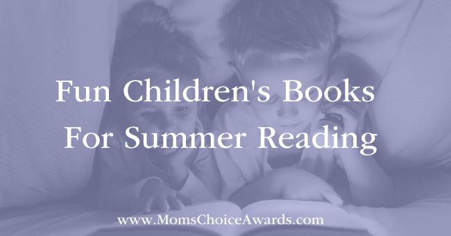 Fun children's books for summer reading