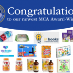 Weekly Roundup: Award-Winning Supplements, Books, Toys + More! 6/13 – 6/19