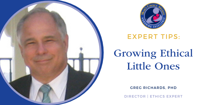Growing Ethical Little Ones Featured