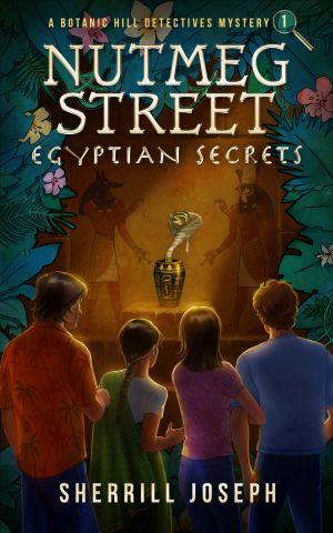 Award-Winning Children's book — Nutmeg Street