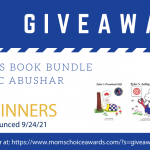 Giveaway: Children's Book Bundle by M.C Abushar!