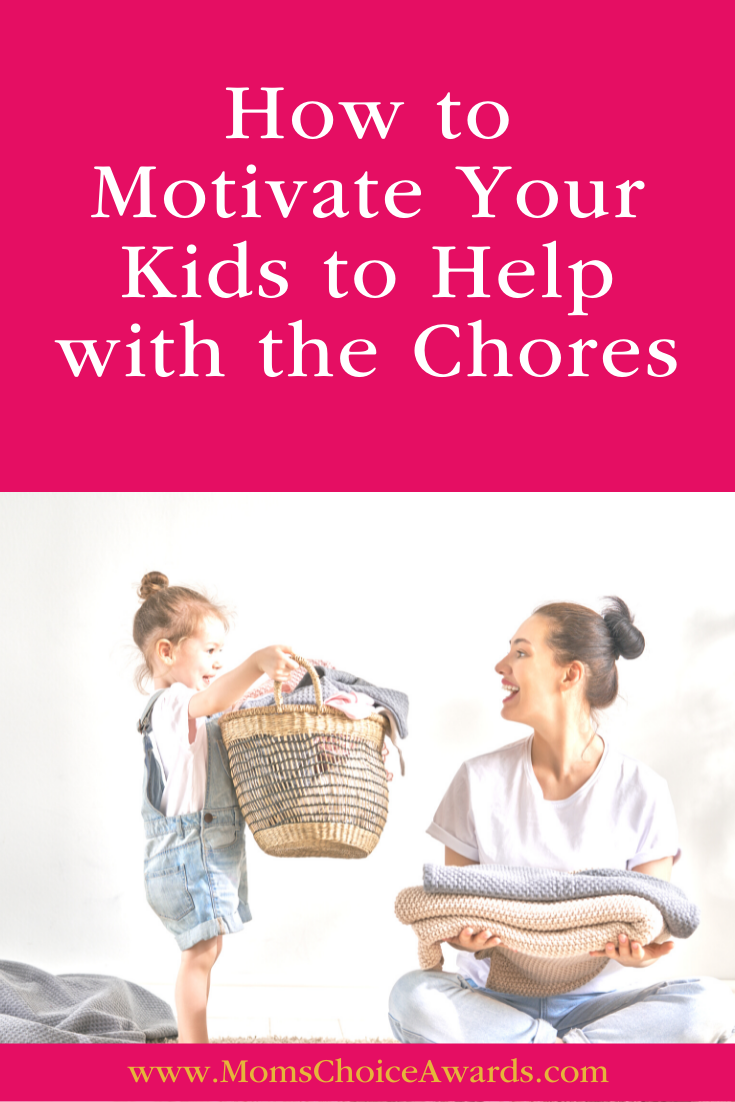 How to Motivate Your Kids to Help with the Chores