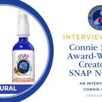 Interview with Mom's Choice Award-Winner Connie Salama