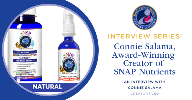 Connie Salama MCA Interview Series Featured image