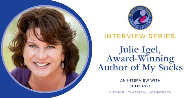 Julie Igel MCA Interview Series Featured image