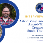 Interview with Mom's Choice Award-Winner Astrid Vinje and Clint Bush