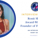 Interview with Mom's Choice Award-Winner Ronit Shiro