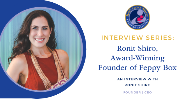 Ronit MCA Interview Series Featured image