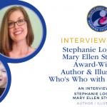 Interview with Mom's Choice Award-Winners Stephanie Logsdon and Mary Ellen Stottmann