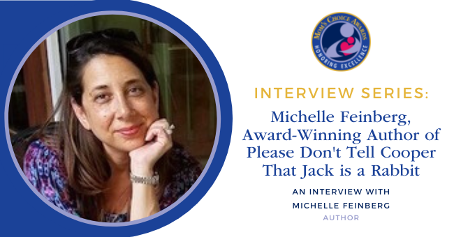 Interview with Mom's Choice Award-Winner Michelle Lander Feinberg Featured