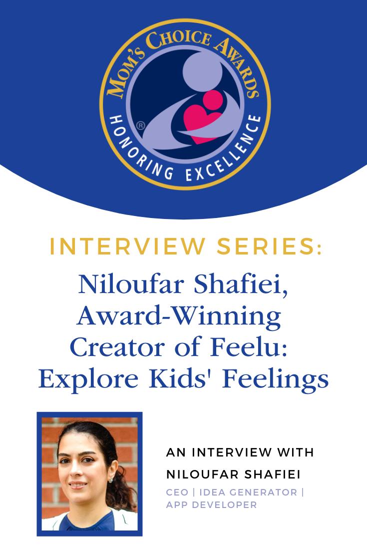 Interview With Niloufar Shafiei