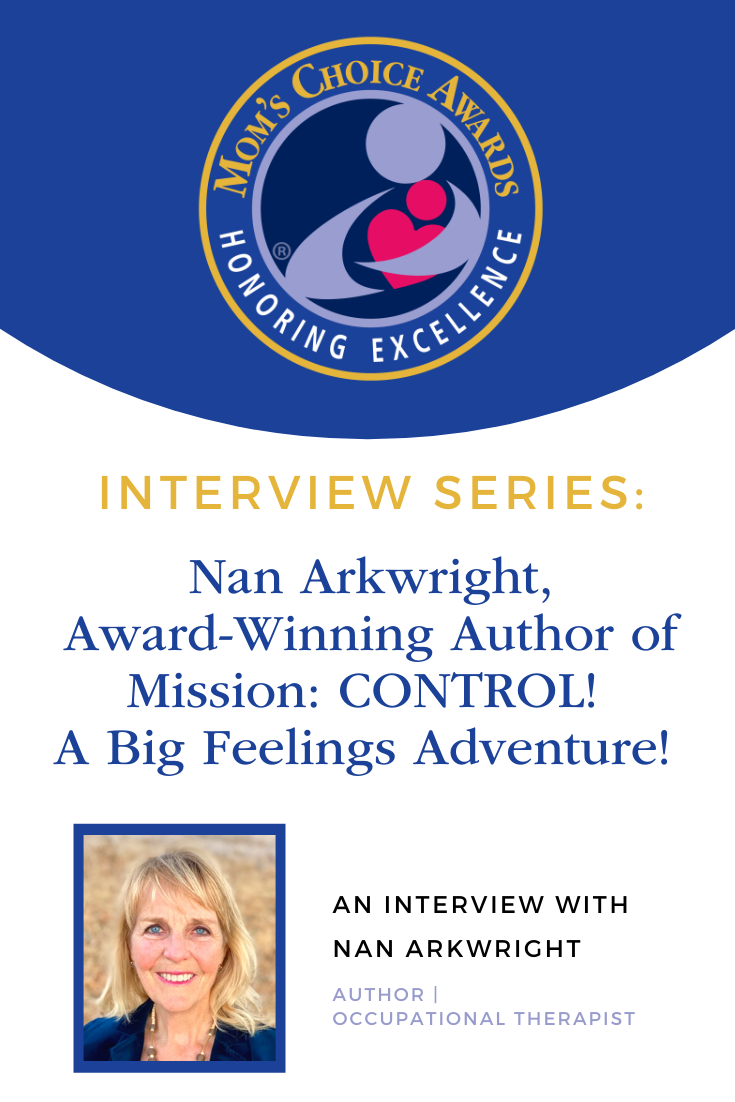 Interview With Nan Arkwright