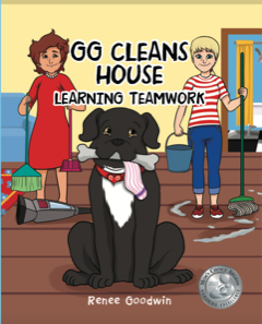"""""""GG Cleans House"""" Cover Art"""