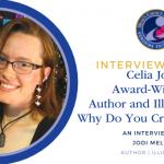 Interview with Mom's Choice Award-Winner Celia Jones