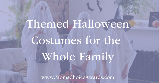 Themed Halloween Costumes for the Whole Family