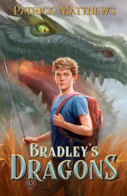 """""""Bradley's Dragons"""" Cover Art."""