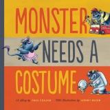 Award-Winning Children's book — Monster Needs a Costume