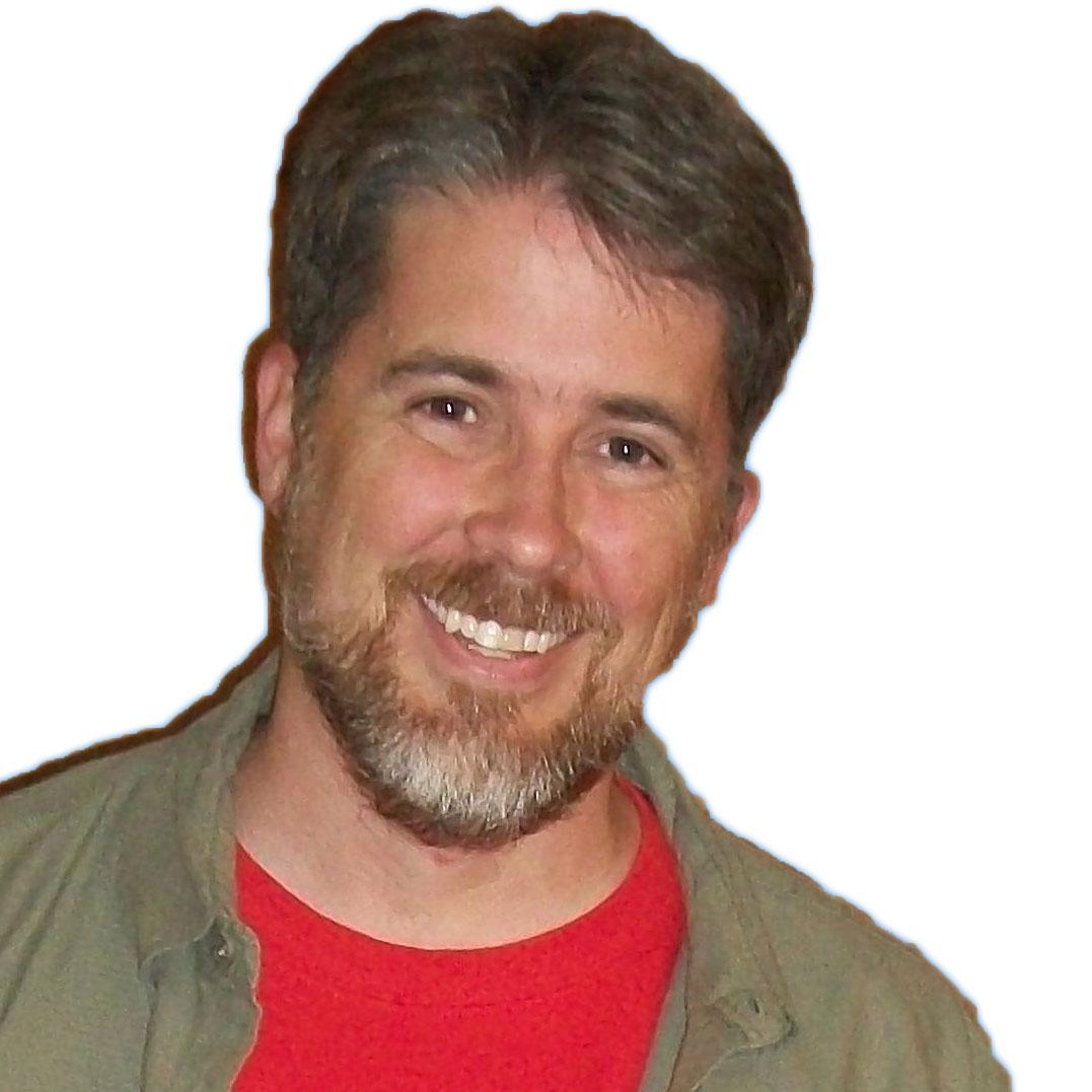 "Patrick Matthews, Author of ""Bradley's Dragons."""